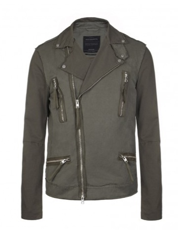 Hakusan biker jacket_All Saints