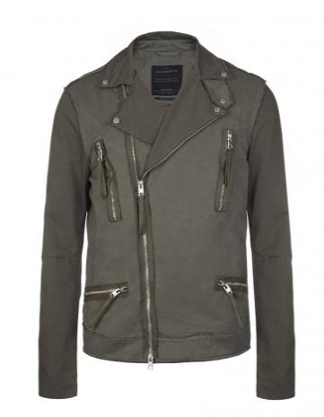 Hakusan biker jacket_All Saints