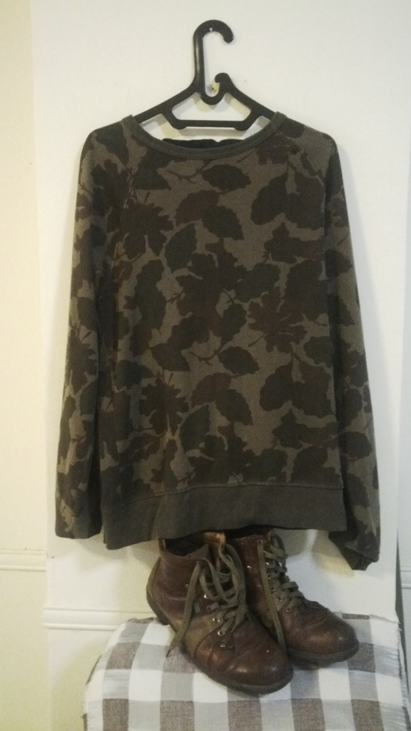Casual Friday: Camouflage Day