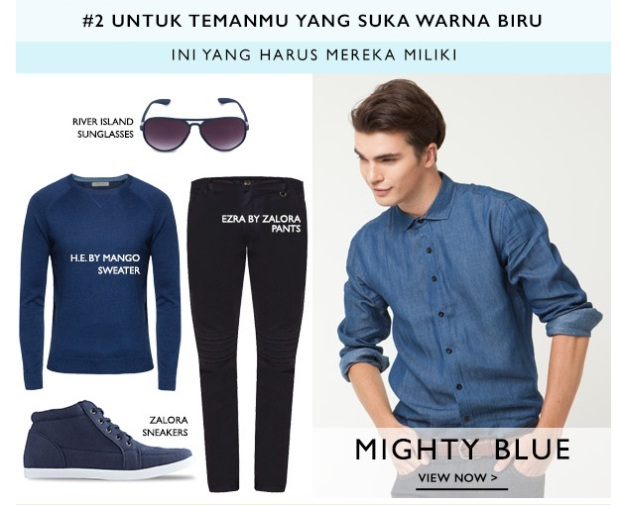 Zalora_Mighty Blue