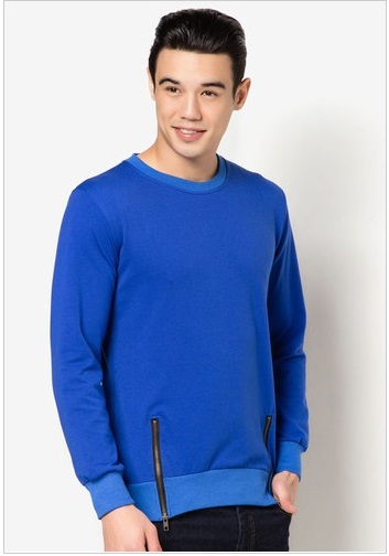 24 01 W sweatshirt with zipper