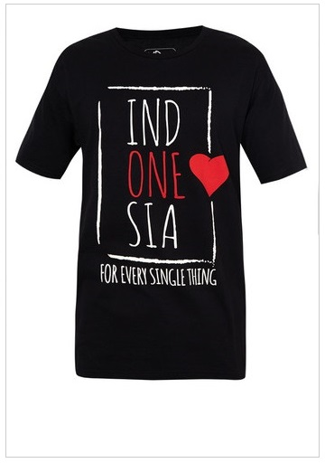 Idee Folle Paris Love Indo T shirt