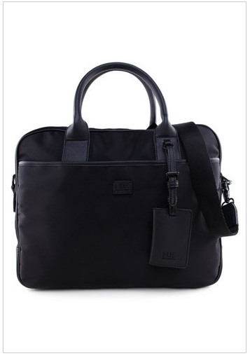 Mango Man Incorporated Cardholder Nylon Briefcase