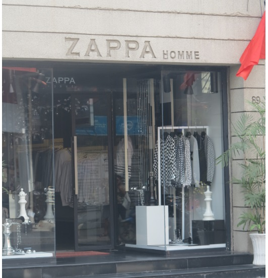 zappa homme