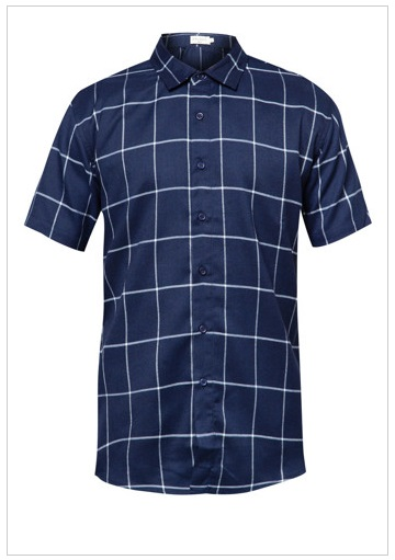 Zalora Checked Short Sleeve Shirt (IDR.229.000)